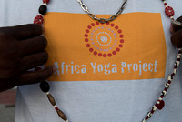 AFRICA YOGA PROJECT, JULY 2015